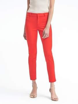 Banana Republic Sloan Skinny-Fit Solid Pant
