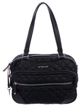 MZ Wallace Quilted Nylon Crosby Bag