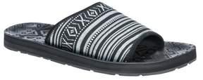 Muk Luks Men's Hendrix Slide Sandals - Black