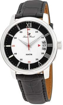Lucien Piccard Amici Black and White Dial Men's Watch