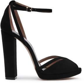 Reiss Elvi Block-Heel Platform Shoes