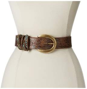 Leather Rock 1104 Women's Belts