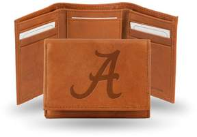 Rico NCAA Embossed Leather Trifold Wallet - Alabama