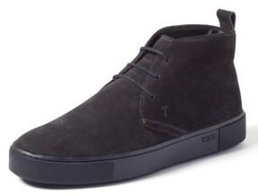 Tod's Men's Leather Chukka Boot