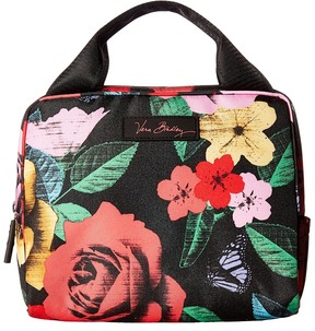 Vera Bradley Lighten Up Lunch Cooler Handbags - HAVANA ROSE - STYLE