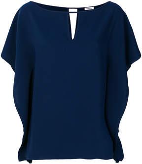 P.A.R.O.S.H. keyhole blouse