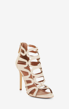 BCBGMAXAZRIA Vicenza Leather Sandals