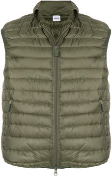 Aspesi padded zipped vest