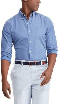 Chaps Men's Classic-Fit Woven Button-Down Shirt