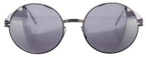 Mykita Janis Mirrored Sunglasses