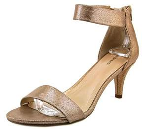 Style&Co. Style & Co Paycee Women Open Toe Synthetic Brown Sandals.