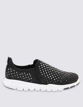 Marks and Spencer Jewelled Trainers