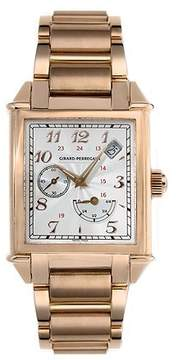 Girard Perregaux Vintage 1945 18kt Rose Gold 18kt Rose Gold Men's Watch