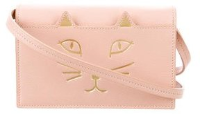 Charlotte Olympia Feline Crossbody Bag