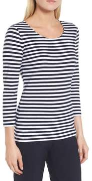 BOSS Emmisana Stripe Top