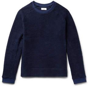 Fanmail Organic Cotton Sherpa Sweatshirt