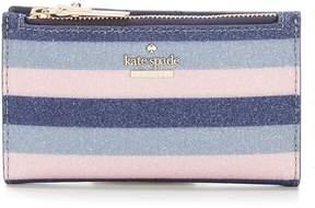 Kate Spade Owen Lane Mikey Glitter Bifold Wallet