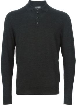 Drumohr polo sweater