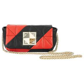 Sonia Rykiel Leather Clutch Purse