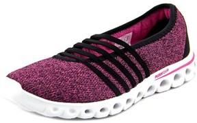 K-Swiss X Lite Mj Cmf Women Round Toe Canvas Pink Sneakers.