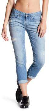 Big Star Billie Cropped Distressed Jeans
