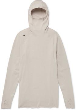 Nike Aae 1.0 Cotton-Blend Jersey Hoodie