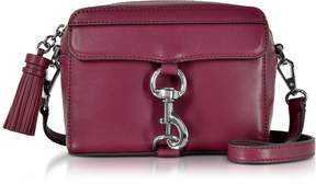 Rebecca Minkoff M.A.B. Leather Camera Bag - BEET - STYLE