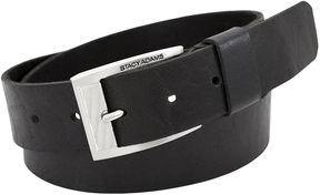 Stacy Adams Buffalo Leather Belt