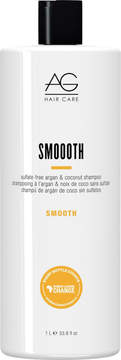 AG Hair Smooth Smoooth Sulfate-Free Argan & Coconut Shampoo