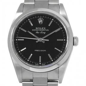 Rolex Air king platinum watch