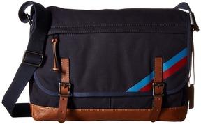 Fossil Defender Messenger Messenger Bags