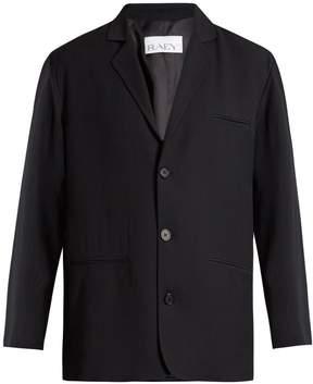 Raey Soft-tailored pinstriped blazer