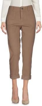 Care Label 3/4-length shorts
