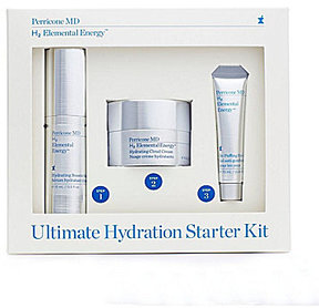 Perricone MD Ultimate Hydrogen Elemental Energy Starter Skincare Kit