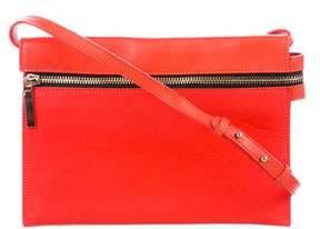 Victoria Beckham Grained Leather Crossbody Bag
