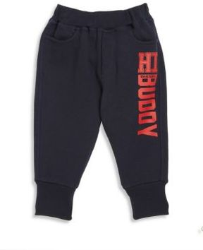 Diesel Baby's Ribbed Cotton Pants