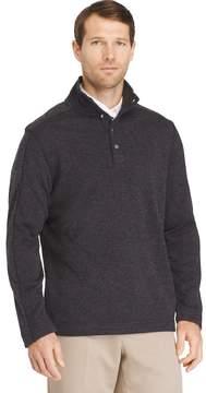 Van Heusen Men's Classic-Fit Mockneck Pullover Sweater