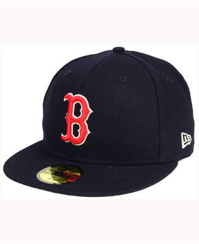 New Era Boston Red Sox Classic Gray Under 59FIFTY Cap