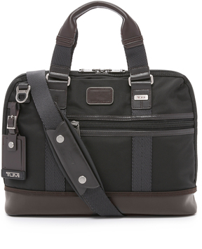 Tumi Alpha Bravo Earle Compact Briefcase
