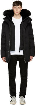 Mackage Black Down Edward-B Jacket