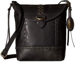Børn Woodcreek Distressed Leather Handbags