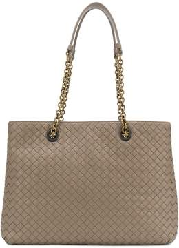 Bottega Veneta Intrecciato medium tote bag