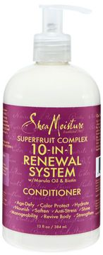 SheaMoisture 10-in-1 Renewal System Conditioner