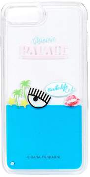 Chiara Ferragni Printed Iphone 8 Plus Cover