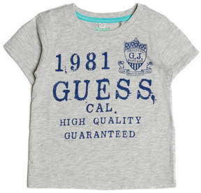 GUESS Short-Sleeve Tee (2-7)