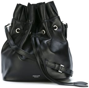 Rochas bucket drawstring shoulder bag