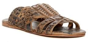 Bed Stu Bed|Stu Diaz Woven Leather Sandal