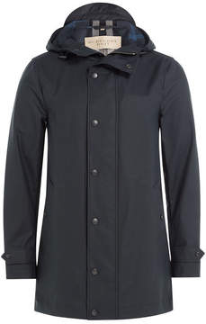 Burberry Coated Cotton Coat