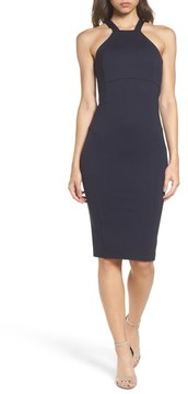 Felicity & Coco Women's Betina Halter Body-Con Dress