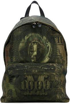 Givenchy dollar print backpack